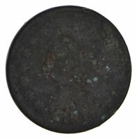 1813 CLASSIC HEAD LARGE CENT - CIRCULATED 9901