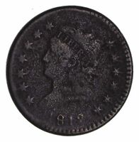 1812 CLASSIC HEAD LARGE CENT - CIRCULATED 1463