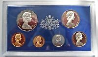 AUSTRALIA 1975 SIX PIECE PROOF SET IN ORIGINAL MINT HOLDER