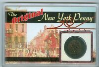 1789 THE ORIGINAL NEW YORK PENNY