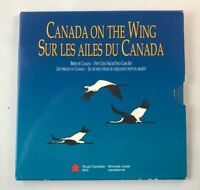 CANADA ON THE WING   ATLANTIC PUFFIN   50 CENT SILVER 2 COIN