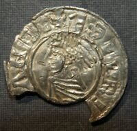 MEDIEVAL SILVER COIN ANGLO SAXON 900 1036AD CROSS ANCIENT AN