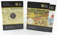 1948 UNITED KINGDOM CELEBRATION COLLECTION   9 COIN CIRC SET