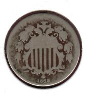 1869 SHIELD NICKEL CIRCULATED YOU CAN BUY IT NOW TODAYC177