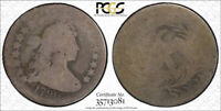 1796 25C DRAPED BUST QUARTER PCGS FR 2 ORIGINAL TONED ONE YEAR TYPE COIN