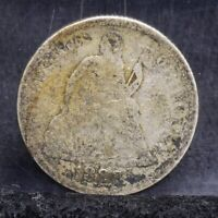 1888 SEATED LIBERTY DIME - GOOD DETAILS 22005