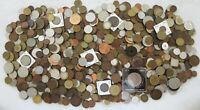 8  POUNDS OF OLD WORLD COINS > MANY COUNTRIES HERE > SEE PIC