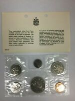 1968 CANADA UNCIRCULATED COIN SET ROYAL CANADIAN MINT