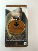 2004 CANADIAN COIN & STAMP SET   THE GRIZZLY BEAR  CS459