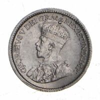 BETTER   1914 CANADA 5 CENTS   1.2 GRAMS   WORLD SILVER COIN