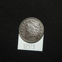 WEST POINT COINS  1835 HALF CENT VF / EXTRA FINE