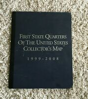 FIRST QUARTERS OF THE UNITED STATES COLLECTOR'S MAP 1999 200