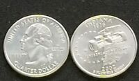 INDIANA D MINT NICE  STATE QUARTER ROLL