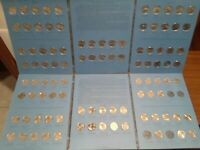 STATE STATEHOOD QUARTERS COLLECTION IN ALBUM MOST LOOK TO BE