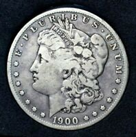 1900-S MORGAN DOLLAR FINEVF90 SILVER