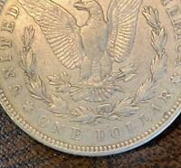 1921 D   THE ONLY DENVER MINTED MORGAN SILVER DOLLAR   90    LAST YEAR HISTORIC