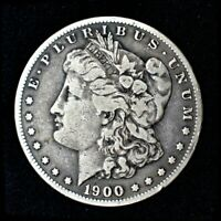 1900-S MORGAN DOLLAR90 SILVERFFINE