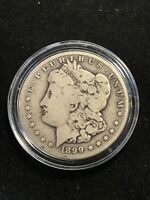 1899-S MORGAN SILVER DOLLAR CB111
