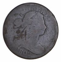 1802 DRAPED BUST LARGE CENT - S-242 - CIRCULATED 8503