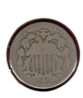 1882 SHIELD NICKEL  A  TYPE COIN YOU CAN BUY IT NOW C01