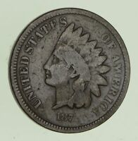 1872 INDIAN HEAD CENT - CIRCULATED 1110