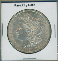 1899 P MORGAN DOLLAR $1 US MINT  KEY DATE SILVER COIN 1899-P MS