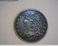 1831/1  25C CAPPED BUST QUARTER DOLLAR XF     NICE