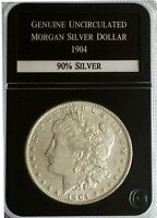 1904-O UNC MORGAN SILVER DOLLAR PCS GUARANTEED