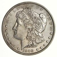 1902 MORGAN SILVER DOLLAR - CHOICE 6558