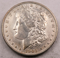 1903 MORGAN SILVER DOLLAR  CHOICE AU/UNCIRCULATED  BETTER DATE 3002