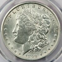 1899-P 1899 MORGAN SILVER DOLLAR PCGS MINT STATE 63