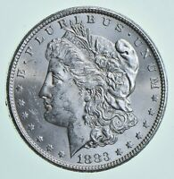 1883-CC MORGAN SILVER DOLLAR 5630