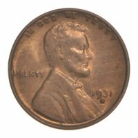 1931-S LINCOLN WHEAT CENT 4747