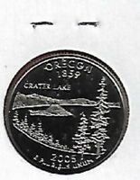 2005 S OREGON. STATE QTR GEM PROOF CAMEO MIGHT SELL ON 1ST B