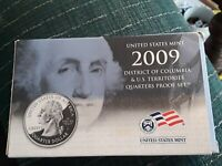 2009 UNITED STATES MINT DISTRICT OF COLUMBIA AND U.S. TERRIT