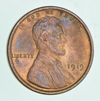1919 LINCOLN WHEAT CENT 4963