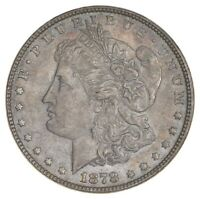 1878 MORGAN SILVER DOLLAR - VAM 141A 7416