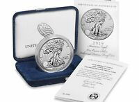 CONFIRMED 2019-S AMERICAN EAGLE ONE OUNCE SILVER ENHANCED REVERSE PROOF COIN