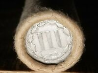 3 CENT NICKEL & 1906 INDIAN HEAD/ OLD SMALL CENT ROLL/ / AG