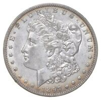 1897-O MORGAN SILVER DOLLAR 5492