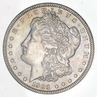 1903 MORGAN SILVER DOLLAR 7272