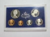 AUSTRALIA 1969 PROOF COIN SET ROYAL MINT RAM 50 20 10 5 2 1 CENTS CHEAP