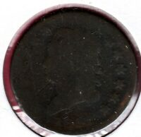 1812 CLASSIC HEAD LARGE CENT CIRCULATED  C2249