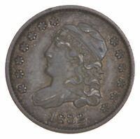 1832 CAPPED BUST HALF DIME 7318