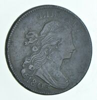 1803 DRAPED BUST LARGE CENT 6094
