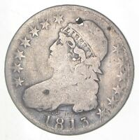 1813 CAPPED BUST HALF DOLLAR 6286