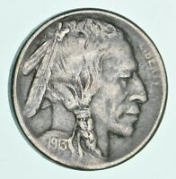 1913 S INDIAN HEAD BUFFALO NICKEL   CHARLES COIN COLLECTION