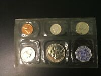 1955 US MINT PROOF SET 40  SILVER COINS. WIN 3 SETS   FREE S
