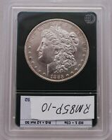 1885 P VAM 1A2  PITTED REV, CLASHED OBV N & T, REV M  REALLY  HOT 50 COIN