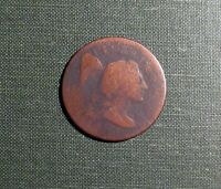 1795 LIBERTY CAY LARGE CENT PLAIN EDGE